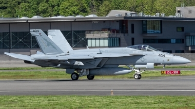 Photo ID 213840 by Paul Varner. USA Navy Boeing F A 18E Super Hornet, 168355