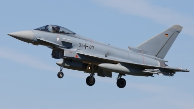 Photo ID 213814 by Rainer Mueller. Germany Air Force Eurofighter EF 2000 Typhoon S, 31 07