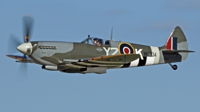 Photo ID 213866 by David F. Brown. Private Private Supermarine 361 Spitfire Mk9, C GYQQ