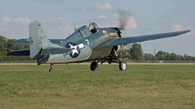 Photo ID 213824 by David F. Brown. Private Private Grumman F4F Wildcat FM 2, N551TC
