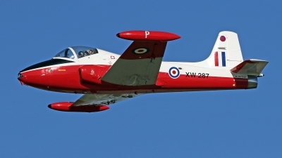 Photo ID 213867 by David F. Brown. Private Private BAC Jet Provost T5A, N287XW