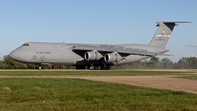 Photo ID 213794 by David F. Brown. USA Air Force Lockheed C 5B Galaxy L 500, 86 0026