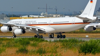 Photo ID 213805 by Michael Frische. Germany Air Force Airbus A340 313X, 16 02