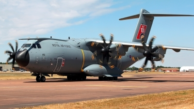 Photo ID 213843 by Carl Brent. UK Air Force Airbus Atlas C1 A400M, ZM416