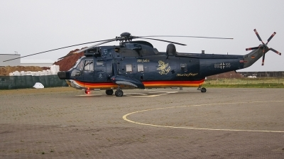 Photo ID 213900 by Lukas Könnig. Germany Navy Westland Sea King Mk41, 89 55