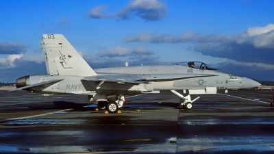 Photo ID 213922 by Gerrit Kok Collection. USA Navy McDonnell Douglas F A 18A Hornet, 161706