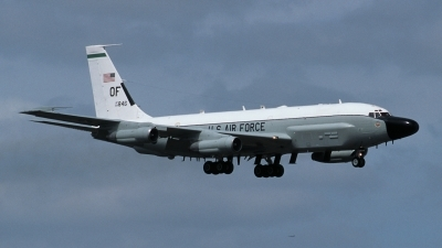 Photo ID 213915 by Henk Schuitemaker. USA Air Force Boeing RC 135V Rivet Joint 739 445B, 64 14846