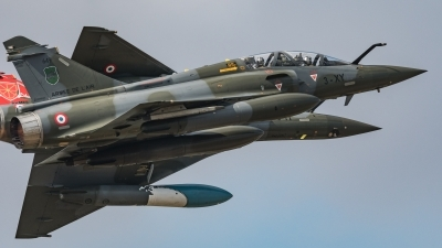 Photo ID 213937 by David Novák. France Air Force Dassault Mirage 2000D, 649