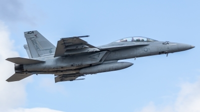 Photo ID 213947 by Paul Varner. USA Navy Boeing F A 18F Super Hornet, 165916