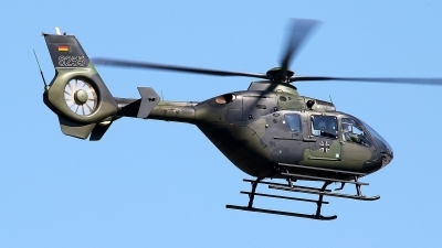 Photo ID 213967 by Mario Boeren. Germany Army Eurocopter EC 135T1, 82 55