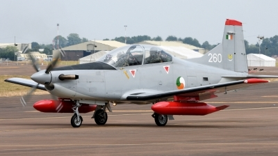 Photo ID 214004 by Mike Hopwood. Ireland Air Force Pilatus PC 9M, 260