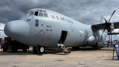 Photo ID 214005 by Mike Hopwood. USA Air Force Lockheed Martin C 130J 30 Hercules L 382, 07 8609