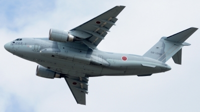 Photo ID 213976 by Mike Hopwood. Japan Air Force Kawasaki C 2, 68 1203