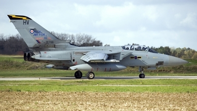 Photo ID 213995 by Carl Brent. UK Air Force Panavia Tornado F3, ZE788