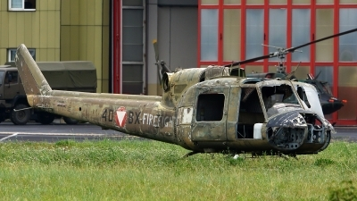 Photo ID 214167 by Lukas Kinneswenger. Austria Air Force Agusta Bell AB 204B, 4D BX