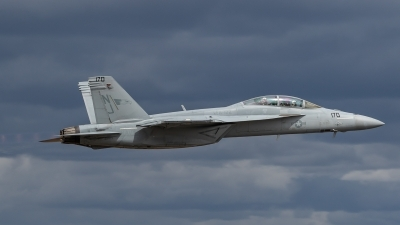 Photo ID 214176 by Paul Varner. USA Navy Boeing F A 18F Super Hornet, 166973