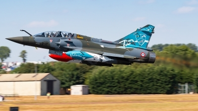 Photo ID 214191 by markus altmann. France Air Force Dassault Mirage 2000D, 624