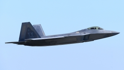 Photo ID 214222 by Peter Boschert. USA Air Force Lockheed Martin F 22A Raptor, 05 4104