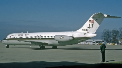 Photo ID 214263 by David F. Brown. USA Navy McDonnell Douglas C 9B Skytrain II DC 9 32CF, 163036