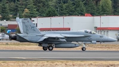 Photo ID 214272 by Paul Varner. USA Navy Boeing F A 18E Super Hornet, 166644