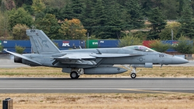 Photo ID 214273 by Paul Varner. USA Navy Boeing F A 18E Super Hornet, 168868