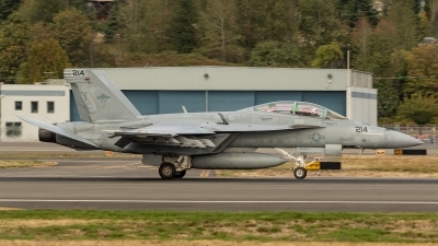 Photo ID 214287 by Paul Varner. USA Navy Boeing F A 18F Super Hornet, 166886