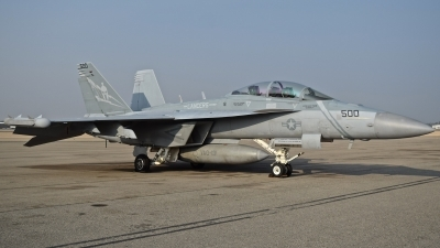 Photo ID 214297 by Gerald Howard. USA Navy Boeing EA 18G Growler, 168772