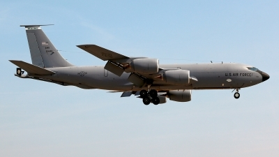 Photo ID 214304 by Carl Brent. USA Air Force Boeing KC 135R Stratotanker 717 100, 59 1446