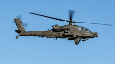 Photo ID 214326 by Paul Varner. USA Army Boeing AH 64E Apache Guardian, 11 09014