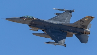 Photo ID 214336 by Paul Varner. USA Air Force General Dynamics F 16C Fighting Falcon, 90 0707