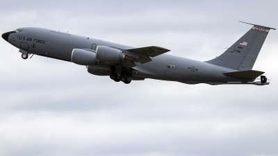Photo ID 214348 by Alex Jossi. USA Air Force Boeing KC 135R Stratotanker 717 100, 63 7991