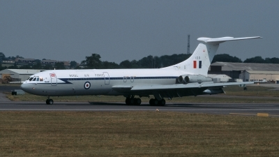 Photo ID 214345 by Henk Schuitemaker. UK Air Force Vickers 1106 VC 10 C1K, XV109