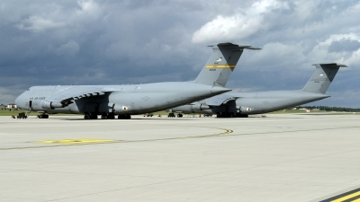 Photo ID 214371 by Carl Brent. USA Air Force Lockheed C 5B Galaxy L 500, 86 0020