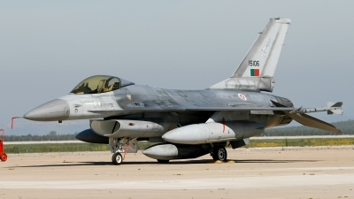 Photo ID 214369 by F. Javier Sánchez Gómez. Portugal Air Force General Dynamics F 16AM Fighting Falcon, 15106