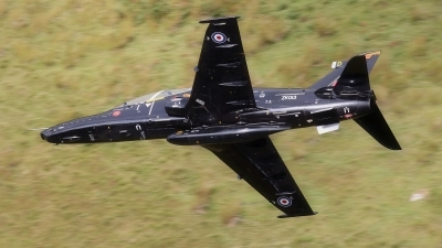 Photo ID 214394 by Tomas Medrik. UK Air Force BAE Systems Hawk T 2, ZK013