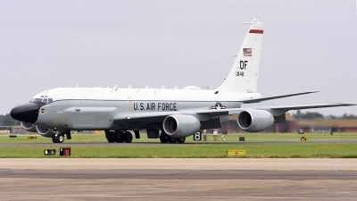 Photo ID 214456 by David Schmidt. USA Air Force Boeing RC 135V Rivet Joint 739 445B, 64 14848