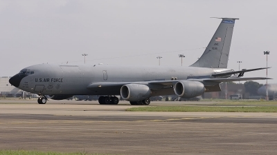 Photo ID 214458 by David Schmidt. USA Air Force Boeing KC 135R Stratotanker 717 148, 61 0315