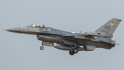 Photo ID 214465 by Paul Varner. USA Air Force General Dynamics F 16C Fighting Falcon, 88 0457