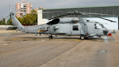 Photo ID 214570 by F. Javier Sánchez Gómez. Spain Navy Sikorsky SH 60B Seahawk S 70B 1, HS 23 01