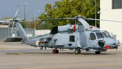 Photo ID 214571 by F. Javier Sánchez Gómez. Spain Navy Sikorsky SH 60B Seahawk S 70B 1, HS 23 02