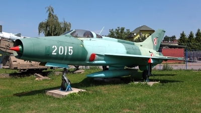 Photo ID 214606 by Carl Brent. Poland Air Force Mikoyan Gurevich MiG 21F 13, 2015