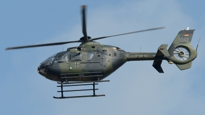 Photo ID 214538 by Klemens Hoevel. Germany Army Eurocopter EC 135T1, 82 62