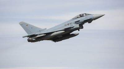 Photo ID 214587 by Jan Philipp. Germany Air Force Eurofighter EF 2000 Typhoon S, 30 61