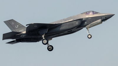 Photo ID 214817 by Alex Jossi. USA Air Force Lockheed Martin F 35A Lightning II, 09 5005