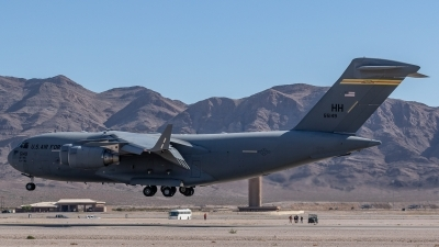 Photo ID 214749 by Paul Varner. USA Air Force Boeing C 17A Globemaster III, 05 5149