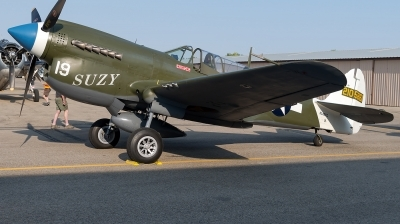 Photo ID 214707 by Colin Moeser. Private Private Curtiss P 40N Warhawk, NL49FG