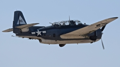 Photo ID 214669 by Gerald Howard. Private Planes of Fame Air Museum Grumman TBM 3E Avenger, N7835C