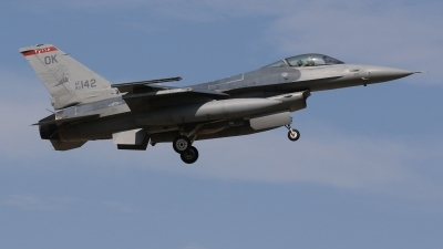 Photo ID 214647 by Coert van Breda. USA Air Force General Dynamics F 16C Fighting Falcon, 89 2142