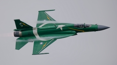 Photo ID 214633 by Radim Koblizka. Pakistan Air Force Pakistan Aeronautical Complex JF 17 Thunder, 12 138