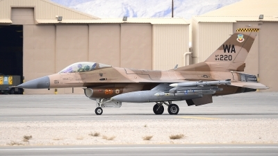 Photo ID 214678 by Peter Boschert. USA Air Force General Dynamics F 16C Fighting Falcon, 84 1220